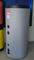 Водонагреватель (бойлер) косвенного нагрева с двумя теплообменниками STSOL DSF/EN 300 литров