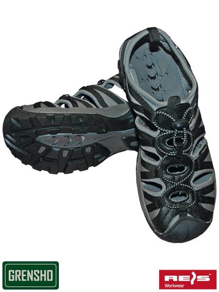 Трекинговые мужские сандалии (обувь REIS) BKSWALK B