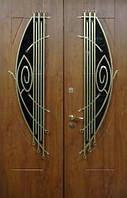 """Двери с МДФ """"АРМЕКС"""" - модель 32 (1400мм)"""