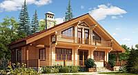 Клееный брус дом, дом из клееного бруса, дача из клееного бруса, дачный домик