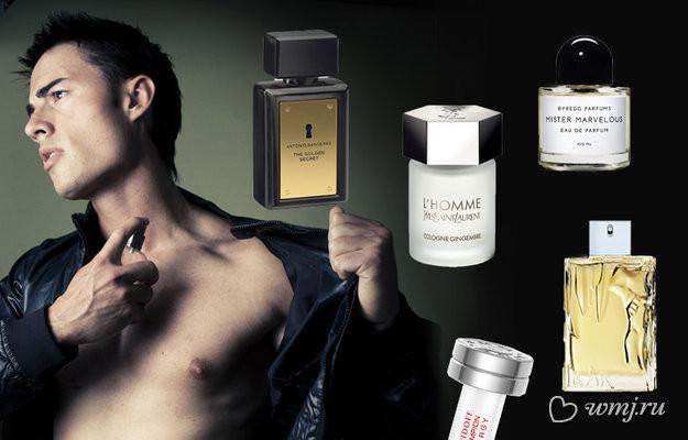 Мужская парфюмерия (по брендам)