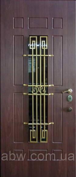 """Двери с МДФ """"АРМЕКС"""" - модель 25"""