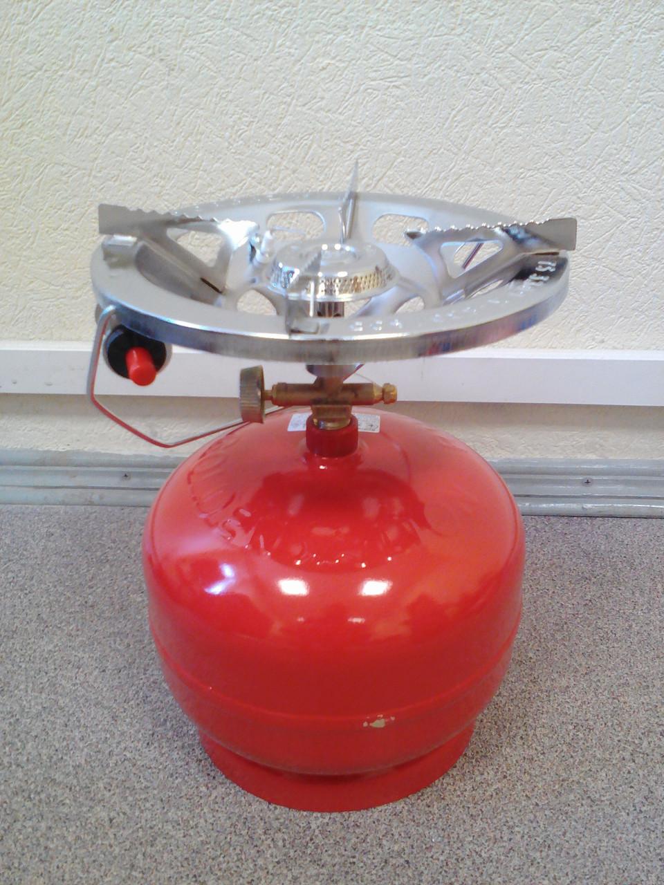 Газовый комплект Пикник Italy Пьезо Orgaz 2.6 кВт
