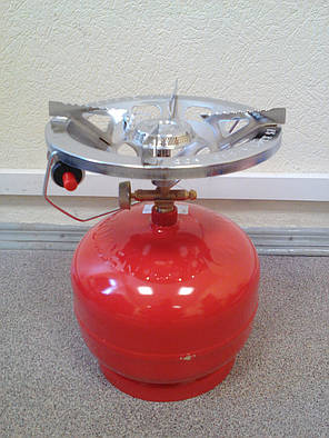 Газовый комплект Пикник Italy Пьезо Orgaz 2.6 кВт  , фото 2