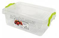 Пищевой контейнер с крышкой 1.2 л