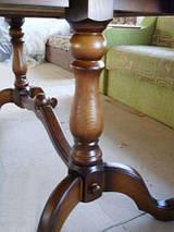 """Стол деревянный раскладной """"Дуэт"""" для кухни Fusion Furniture, фото 3"""