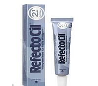 RefectoCil №2.1 Deep Blue - краска для бровей и ресниц (темно-синяя), 15мл