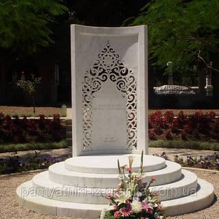 Памятник из мрамора № 108