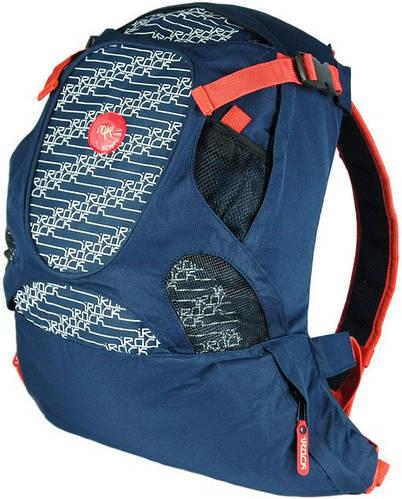 Городской прекрасный рюкзак 16 л. Traum 7034-05, темно-синий