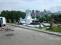 Памятник из мрамора № 112