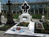 Памятник из мрамора № 114