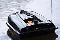 Радиоуправляемый катер ( кораблик ) с одним отсеком
