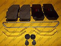 Колодки тормозные для Man L2000/ Renault Midlum