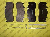 Тормозные колодки для Renault Midlum,Volvo FL