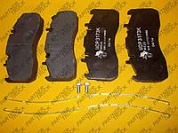 Колодки тормозные для Renault Midlum, Volvo