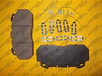Колодки тормозные Renault Magnum, Premium/ Volvo