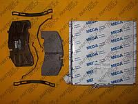 Колодки тормозные BPW ECO MAXX, PLUS 96