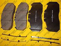 Тормозные колодки для Renault, Man