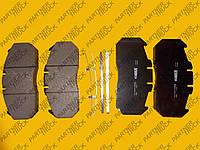 Колодки тормозные для Man TGA/Renault