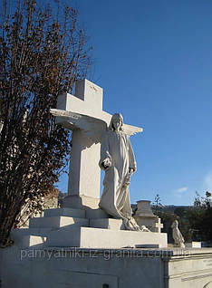 Памятник из мрамора № 118