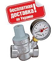 Регулятор давления воды с манометром ECO DX 1/2
