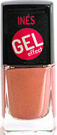 Лак для ногтей с гель эффектом INES Gel Effect
