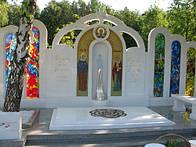 Памятник из мрамора № 120