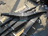 Рессора (55111-2912012-02) задн. КАМАЗ 55111 9-лист. (облегченная из стали ПП) (пр-во Чусовая)