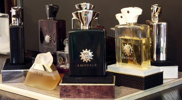 Мужская парфюмерия Amouage (Амуаж)