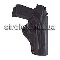 Кобура для Beretta 92 поясная кожаная, фото 1