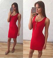 Платье летнее со змейкой, фото 1