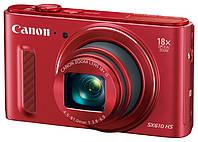 CANON SX610 (красный), фото 1