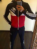 Костюм спортивный мужской  / трикотаж двунить / Украина, фото 1