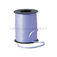 Лента декоративная оформительская, тесьма для шариков, цвет: фиолетовая, ширина: 5 мм, длина: 230 метров