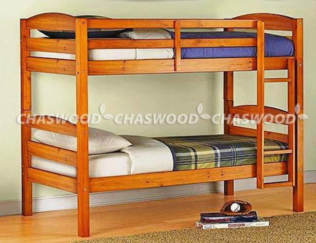 Двухъярусная кровать «Твайс»  Chaswood