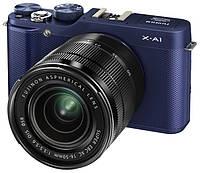FUJI X-A1 16-50 kit (синий), фото 1