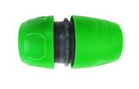 """Коннектор с аквастоп универсальный  1/2""""-5/8""""-3/4"""" соединитель для шланга"""