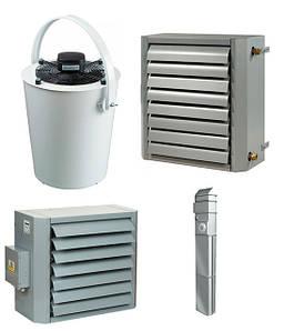 Системы воздушного отопления вентс