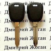 Корпус авто ключа под чип для Suzuki (Сузуки)