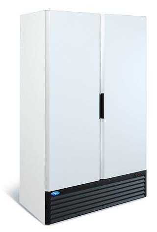 Низкотемпературный двухдверный шкаф Капри 1,12Н (-12...-18С), фото 2