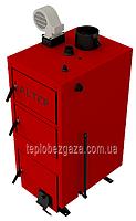 Универсальный твердотопливный котёл  АЛЬТЕП KT-1Е-N 20 квт обогреет помещение площадью до 200 м2