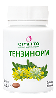 """Амрита """"Тензинорм""""- таблетки для нормализации артериального давления (60табл.)"""
