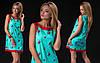 Сарафон женский с вышивкой клубничка, фото 4