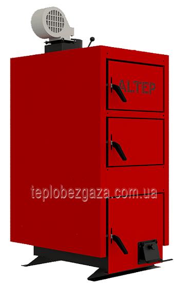 Универсальный твердотопливный котёл Альтеп KT-1ЕN/(NM) 24 квт обогреет помещение площадью до 240 м2