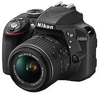 NIKON D3300+18-105VR, фото 1
