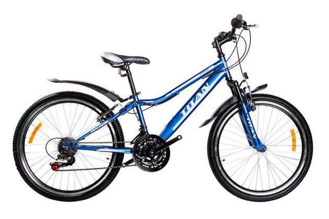 Велосипед подростковый (горный) Titan Moon 24″