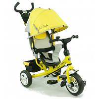 Велосипед детский с солнцезащитным козырьком