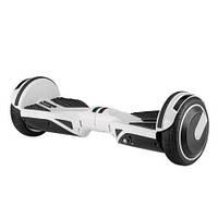 Гироборд Smartway, диаметр колес 6,5'', мощность 500 Вт, батарея 4400mAh, подсветка, Bluetooth, до 100 кг