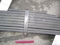 Рессора (4310-2912012-02) задн. КАМАЗ 5320 9-лист. (из стали ПП) (пр-во Чусовая)
