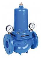 Фланцевый регулятор давления воды Honeywell D15S-65A